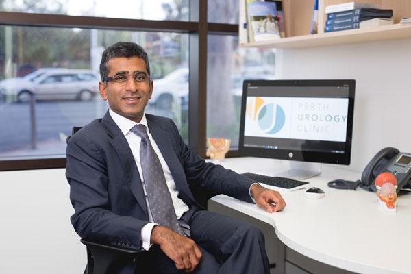 Dr Jeffrey Thavaseelan